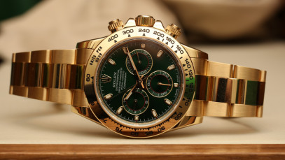 Rolex-Daytona-116508-yellow-gold-green-watch-12